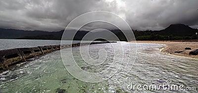 Hawaii linia brzegowa
