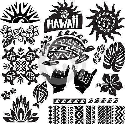 Hawaii uppsättning