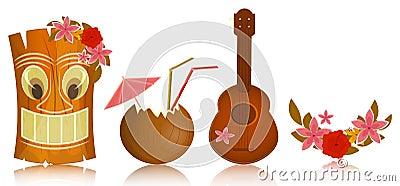 Hawaiiaanse pictogrammen