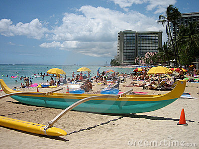Hawaiian canoe 02