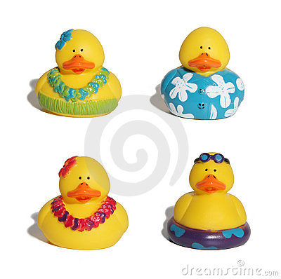 Free Hawaiian Ducks Royalty Free Stock Images - 898149