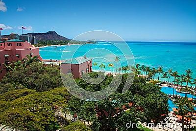 Hawaiian hotel