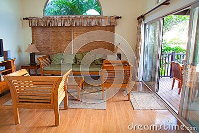 Hawaiian House Decor