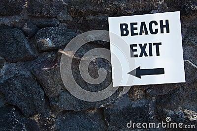 Hawaiian lava rock wall