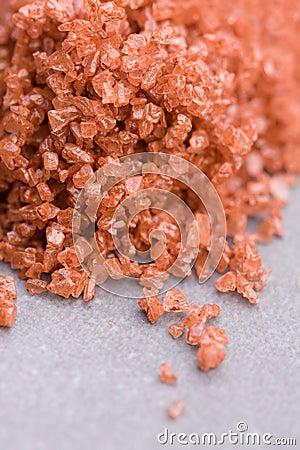 Hawaiian red sea salt