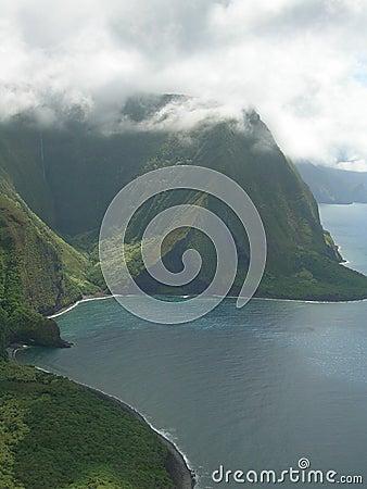 Hawaiian Seawall