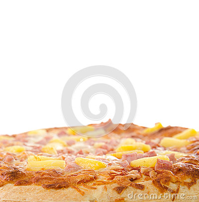 Hawaiische Pizza