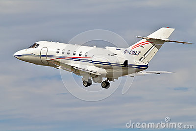 Hawker 125 Editorial Photography