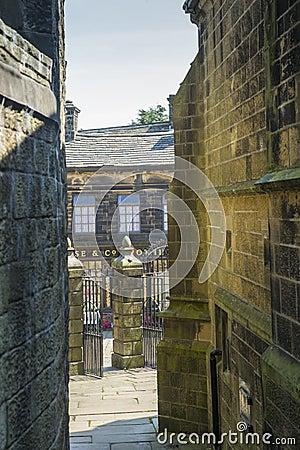 Free Haworth West Yorkshire Royalty Free Stock Photo - 55809335
