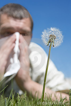 Free Hay Fever Royalty Free Stock Images - 10073889