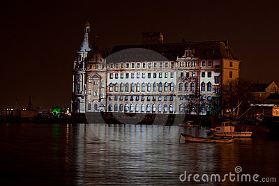 Haydarpasa Train Station Editorial Stock Photo