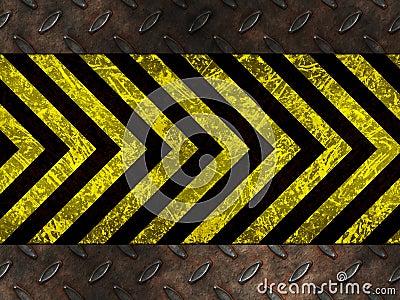 Hazard danger warning