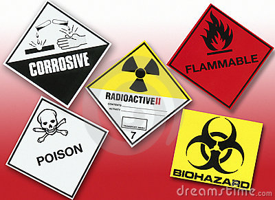 Hazard Warning Symbols