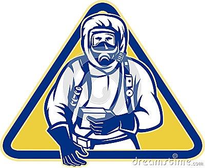 Hazardous Chemical HazChem Suit
