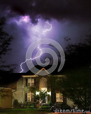 Free Hazardous Conditions For Homeowners Stock Photos - 5917413