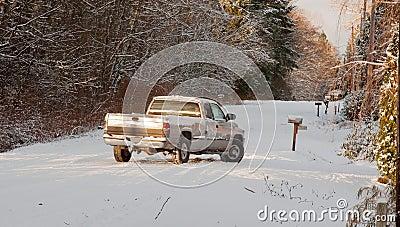 Hazardous Winter Driving