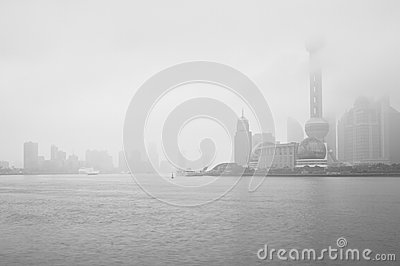 Haze, china