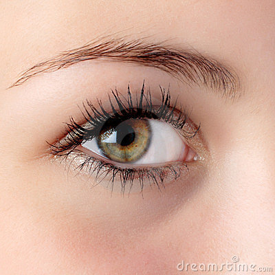 Free Hazel Eye Royalty Free Stock Image - 898756