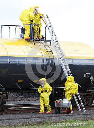 HAZMAT Team Divides To Conquer