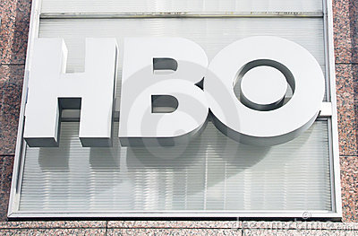 HBO Logo Editorial Image