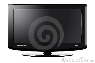 HD LCD Widescreen Plasma TV