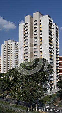Free HDB Flats In Singapore Stock Photos - 11079043