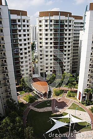 HDB Singapore flat