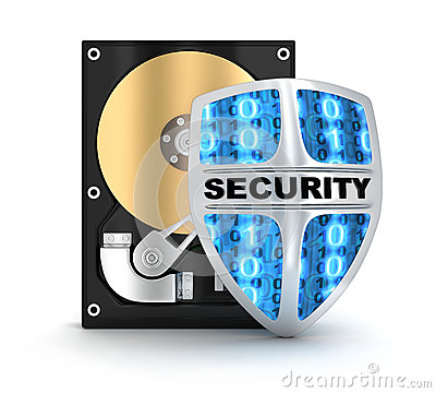 HDD and security