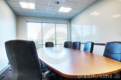 HDR of Boardroom