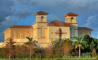 HDR-Church in South Florida