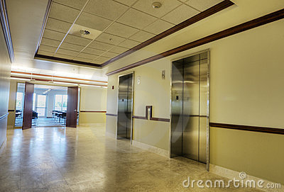 HDR of Lobby