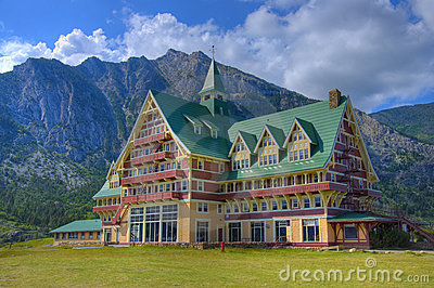 HDR Prince of Wales Hotel