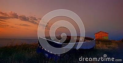 HDR seascape