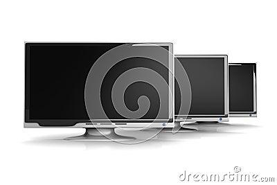 HDTV Row