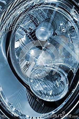 Head Car Light