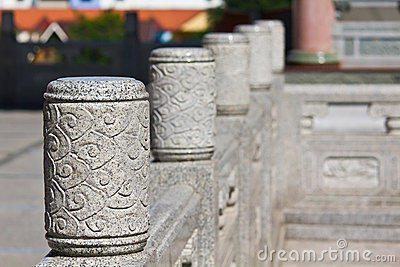 A head of column chinese style