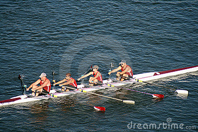 Head of the Hooch Rowing Regatta Editorial Photo