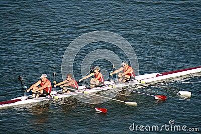 Head of the Hooch Rowing Regatta Editorial Photo