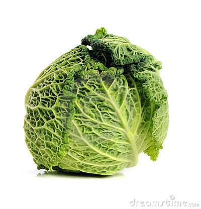 Free Head Of Cabbage Royalty Free Stock Image - 17655866