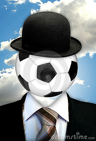 Free Head Over Soccer Stock Images - 4859304
