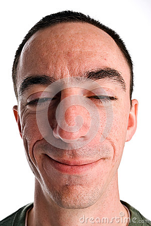 Caucasian Male Headshot