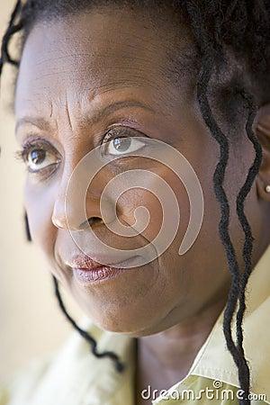 Free Head Shot Of Woman Stock Photo - 5944660