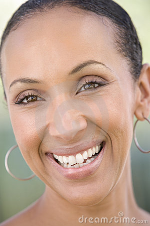 Free Head Shot Of Woman Stock Photography - 5944742