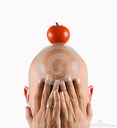 Head tomatoe