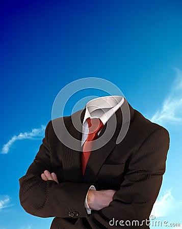 Free Headless Businessman Royalty Free Stock Photos - 2645368