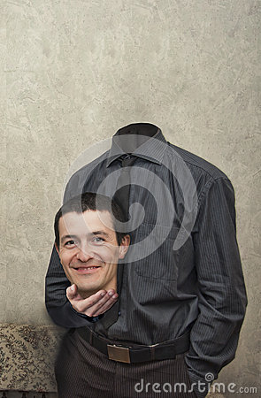Free Headless Businessman Royalty Free Stock Image - 39308016