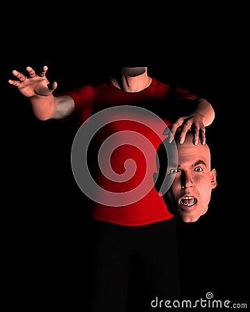 Headless Man 16