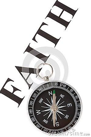 Headline faith and Compass