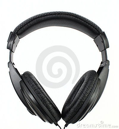 Free Headphone Royalty Free Stock Photos - 9858588