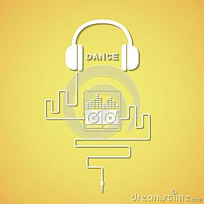 Headphone dance